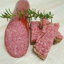 Knoblauchrohwurst