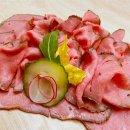 Roastbeef saftig und rosa gebraten