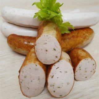 Bärlauch-Knoblauch-Bratwurst