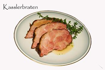 Kasslerbraten